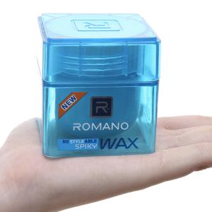 Sáp tạo kiểu tóc Romano Spiky giữ nếp siêu cứng 68g