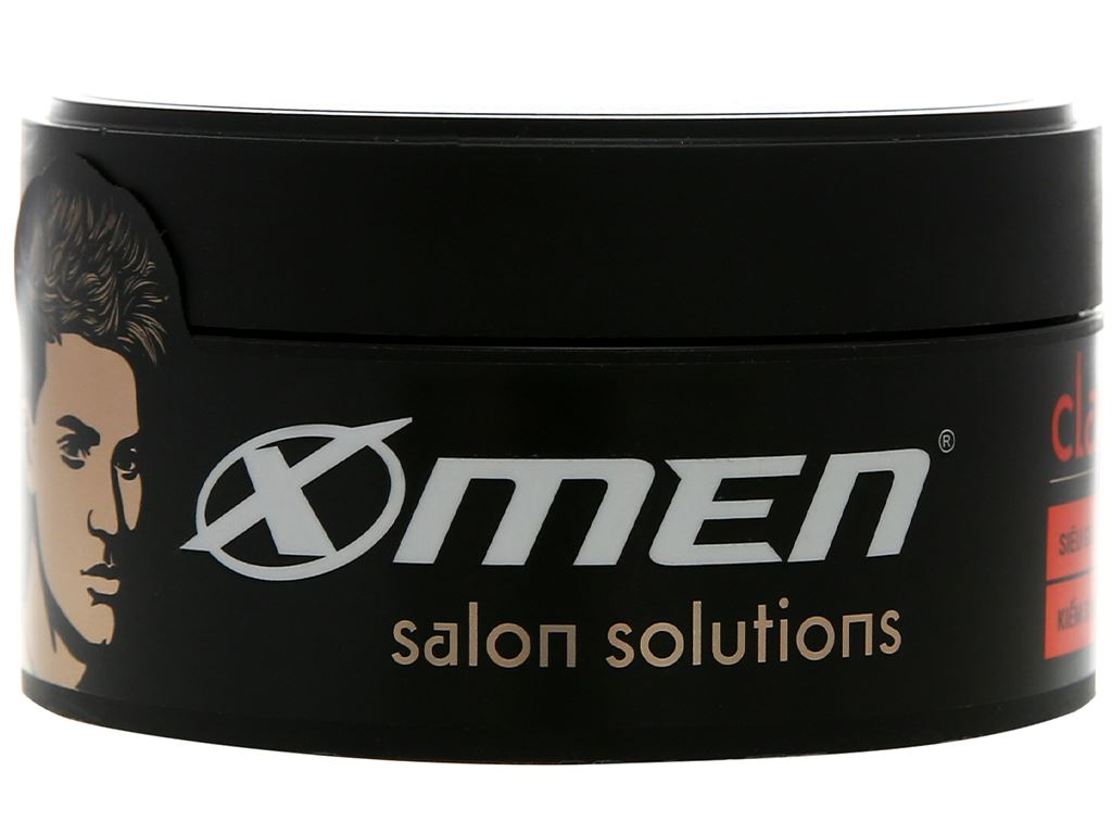 Sáp X-Men Salon Solution Clay Wax 70g 1