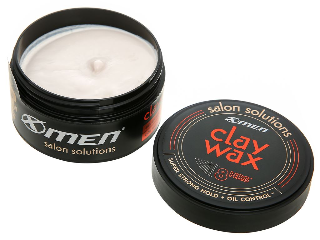 Sáp X-Men Salon Solution Clay Wax 70g 5