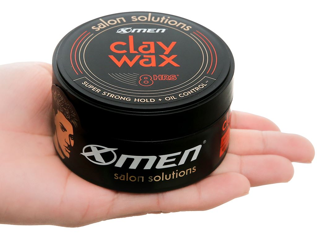 Sáp X-Men Salon Solution Clay Wax 70g 6
