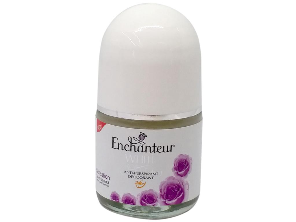 Lăn khử mùi trắng da Enchanteur Deluxe Sensation chai 25ml 1