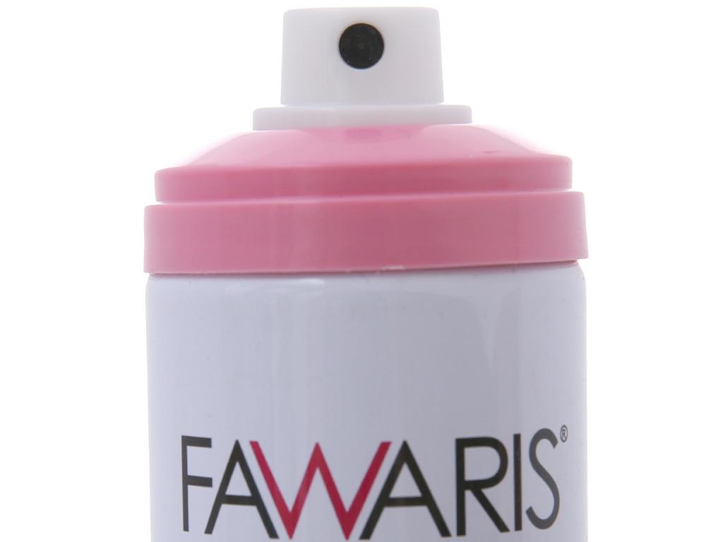 Xịt khử mùi Fawaris chai 150ml 3