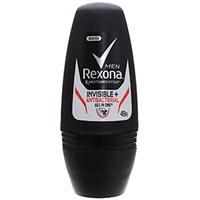Lăn ngăn mùi nam  Rexona Invisible Anti bạc 50ml