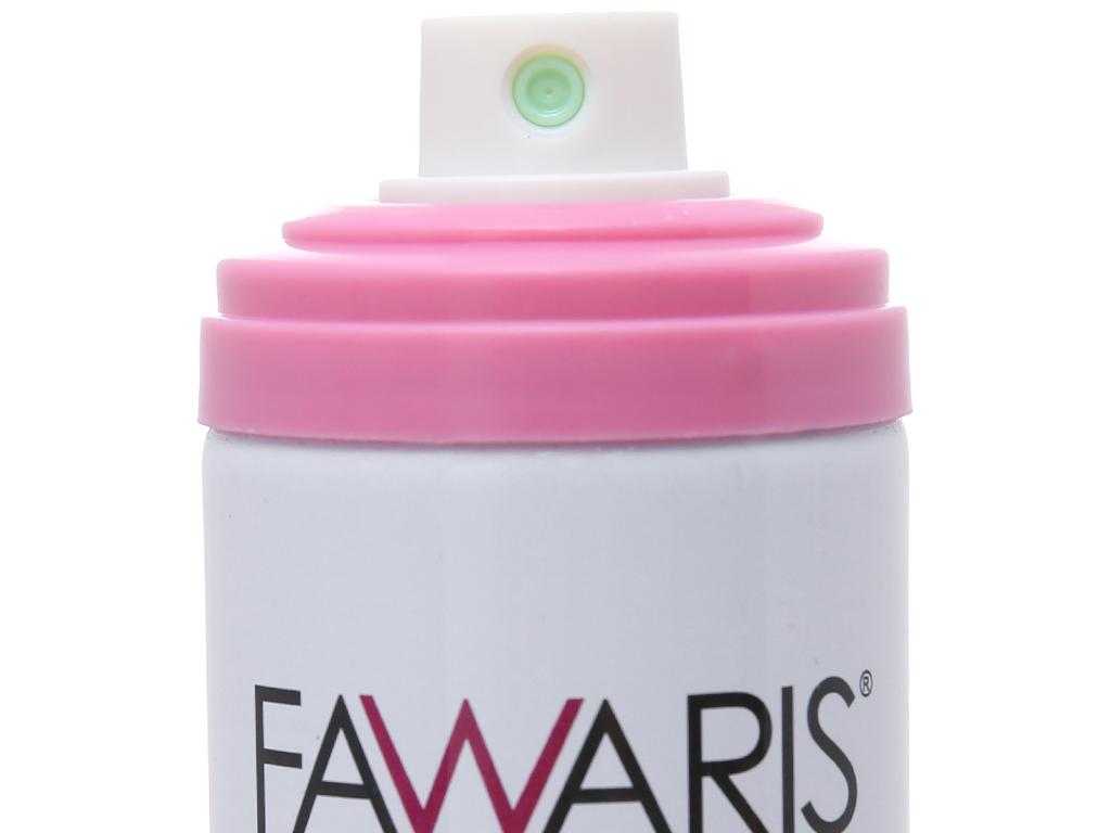 Xịt khử mùi Fawaris Lady chai 150ml 3