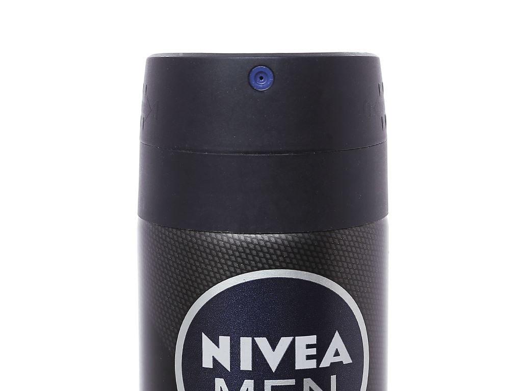 Xịt khử mùi Nivea Men Deep Dry & Clean Feel 150ml 5