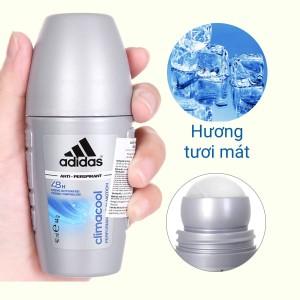 Lăn khử mùi nam Adidas Climacool ngăn mồ hôi 40ml