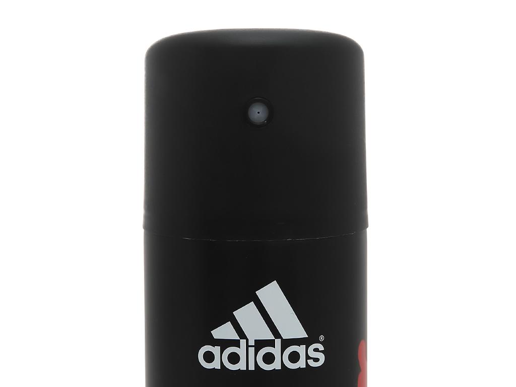 Xịt khử mùi toàn thân nam Adidas Team Five ngăn mồ hôi 150ml 2