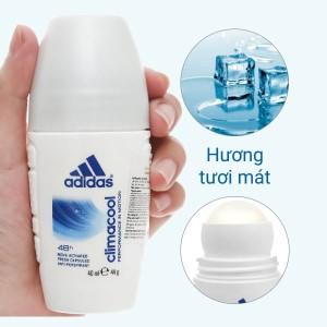 Lăn khử mùi nữ Adidas Climacool ngăn mồ hôi 40ml