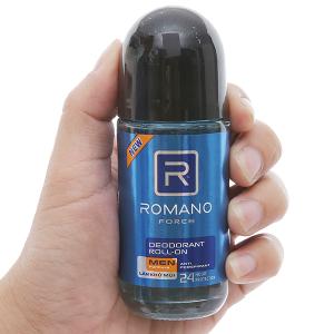 Lăn khử mùi Romano Force Anti Perspirant 50ml