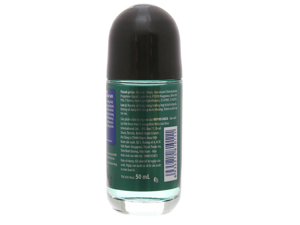 Lăn khử mùi Romano Classic Anti Perspirant 50ml 3