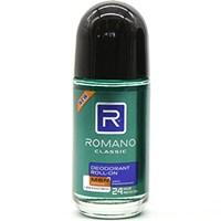 Lăn khử mùi Romano Classic Cổ điển chai 50ml