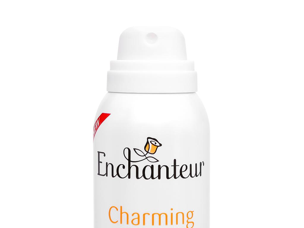 Xịt khử mùi Enchanteur Charming 150ml 5