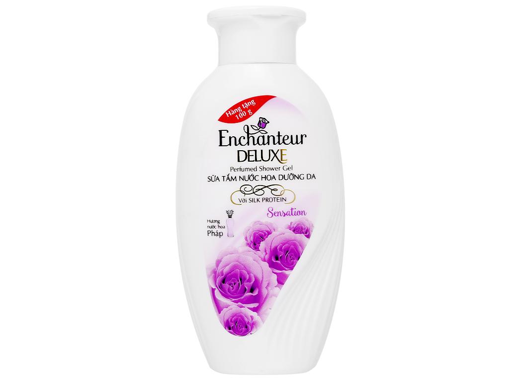 Xịt khử mùi Enchanteur Sensation 150ml 7