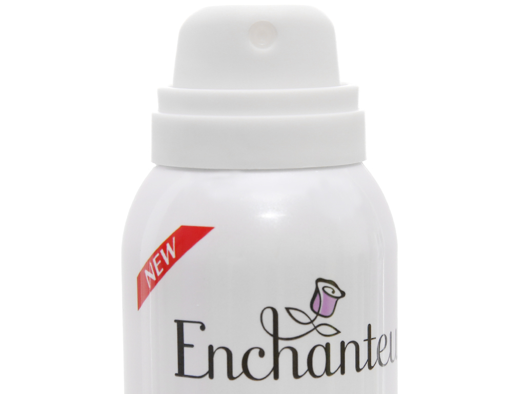 Xịt ngăn mùi hương nước hoa Enchanteur Sensation 150ml 6