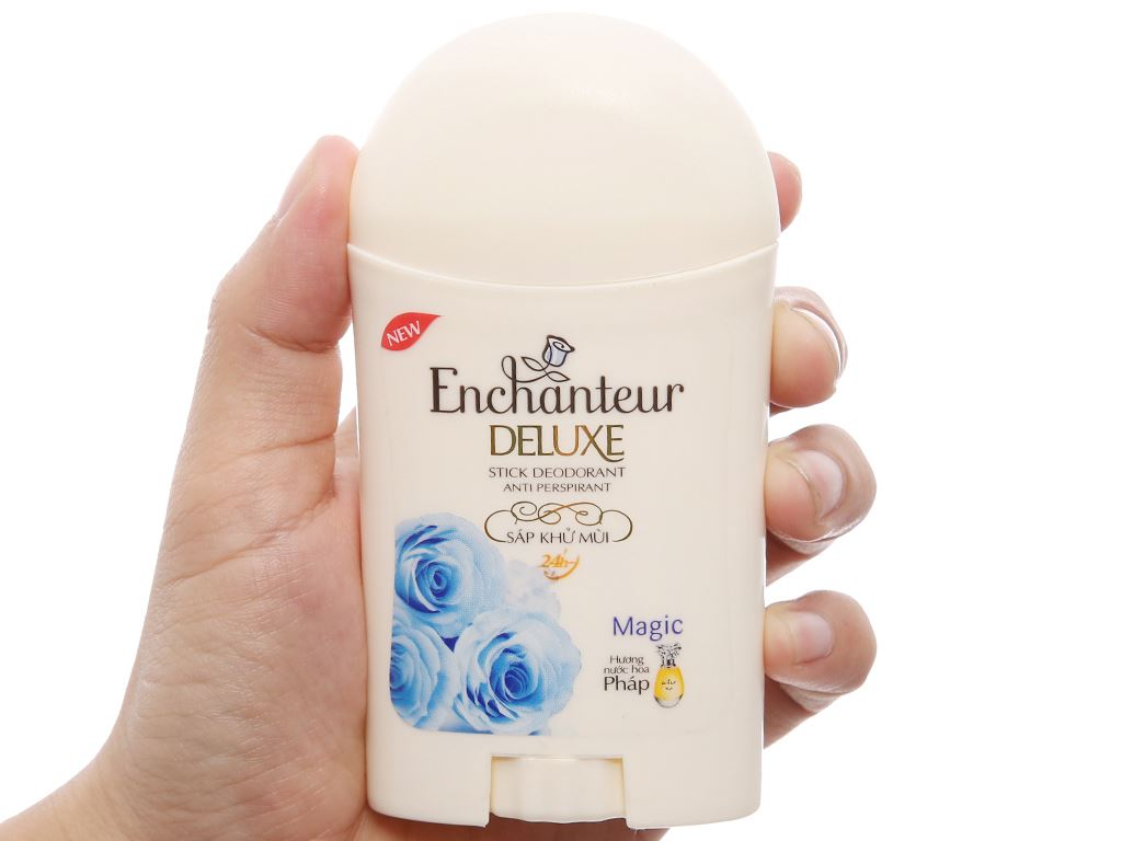 Sáp khử mùi Enchanteur Deluxe Magic 40g 3