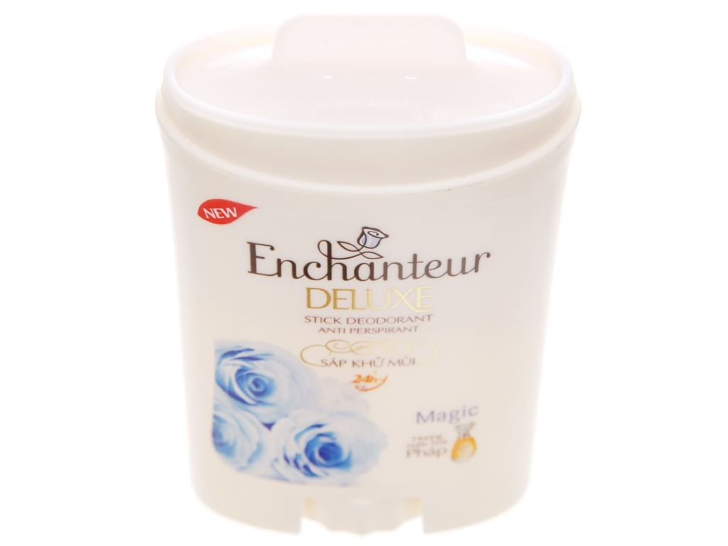 Sáp khử mùi Enchanteur Deluxe Magic 40g 5