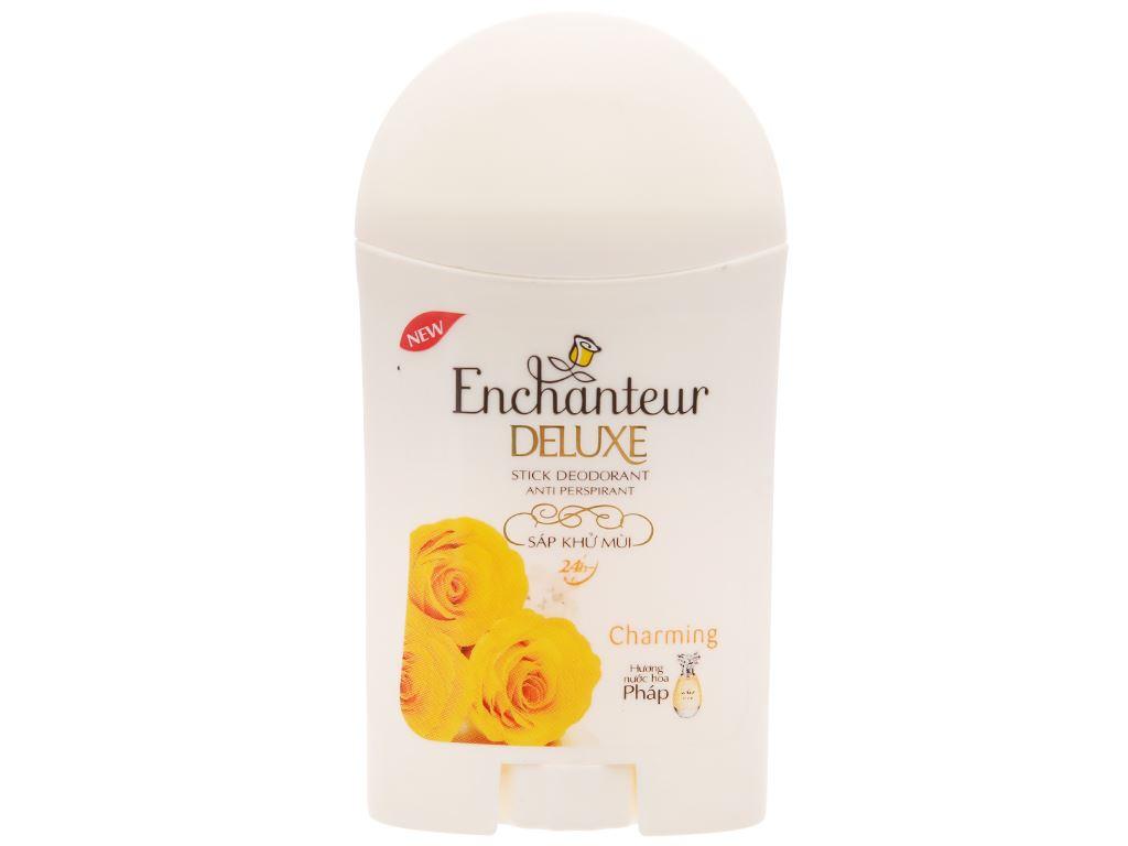 Sáp khử mùi Enchanteur Deluxe Charming 40g 1