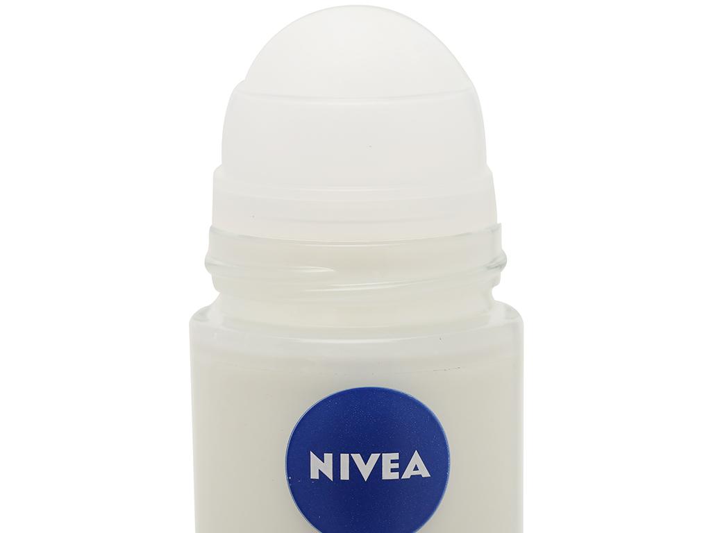 Lăn khử mùi Nivea Q10 trắng mịn giúp săn da 50ml 4
