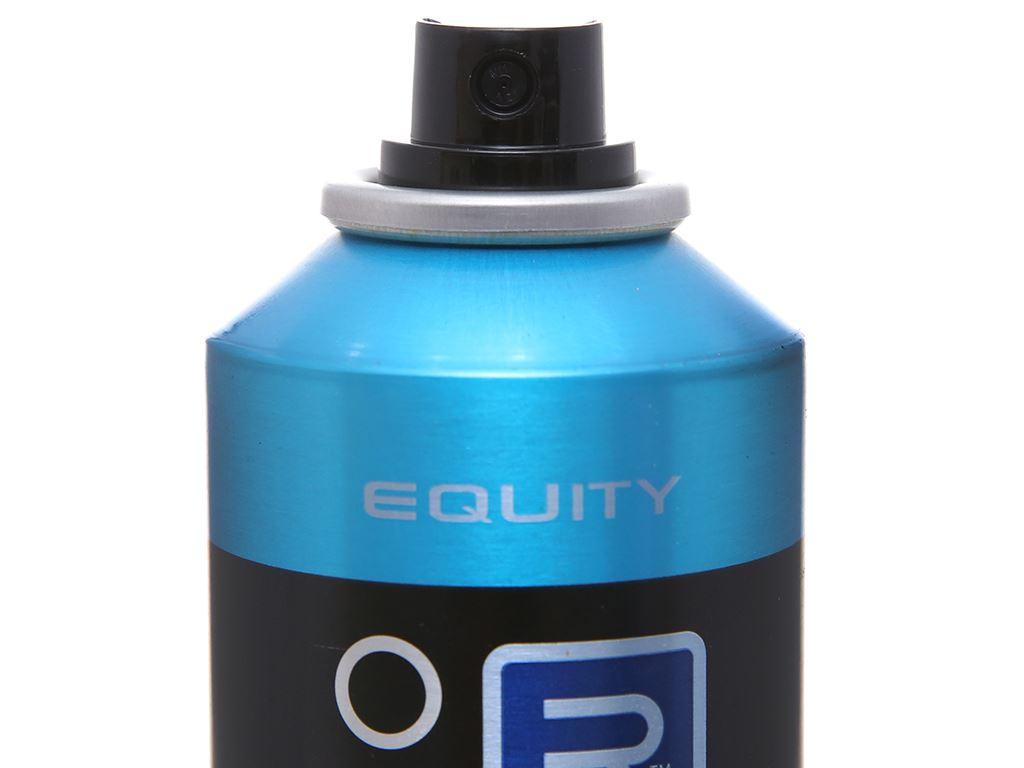 Xịt ngăn mùi toàn thân Romano Equity 150ml 2