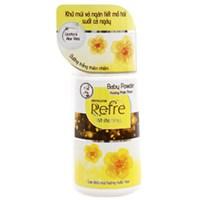 Lăn khử mùi Refre Whitening hương Phấn thơm chai 40ml
