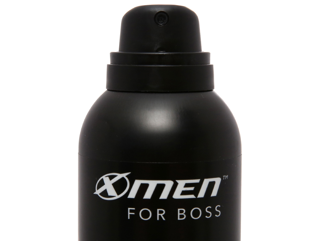 Xịt khử mùi X-Men For Boss 150ml 4