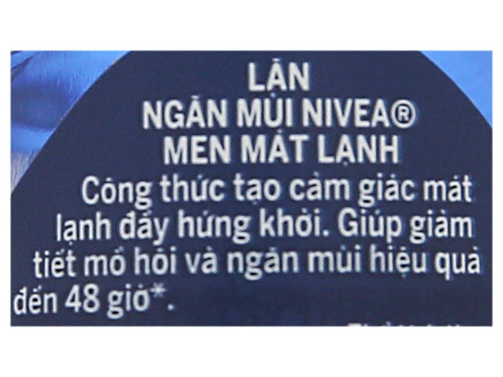 Lăn khử mùi Nivea Men Cool Kick 25ml 3