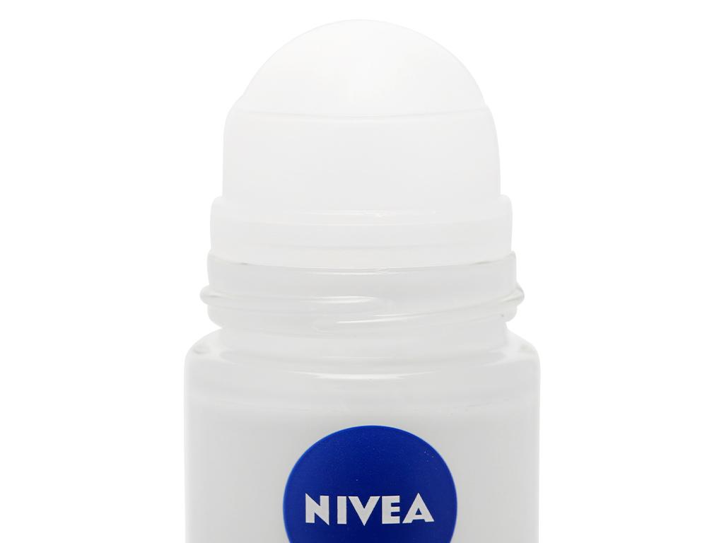 Lăn khử mùi Nivea Dry Comfort khô thoáng 50ml 6