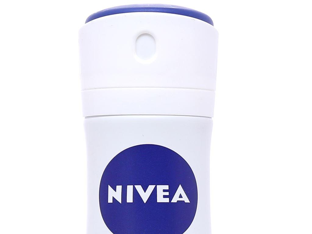 Xịt ngăn mùi Nivea Extra Whitening trắng mịn mờ vết thâm 150ml 4