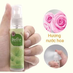 Xịt khử mùi hương nước hoa Refre Whitening Sophis 30ml