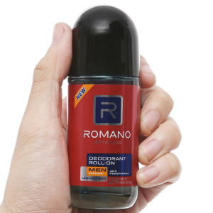 Lăn khử mùi Romano Attitude chai 50ml