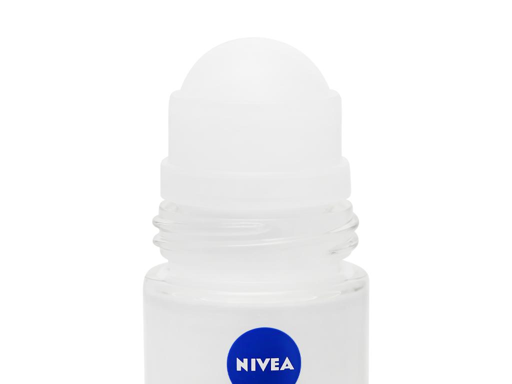 Lăn khử mùi Nivea Dry Comfort khô thoáng 25ml 5