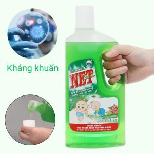 Nước lau sàn NET Extra chai 1kg