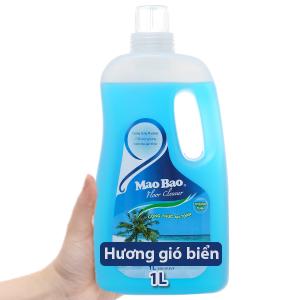 Nước lau sàn Mao Bao làn gió biển chai 1 lít