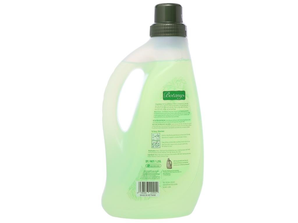 Nước lau sàn nhà Botany tinh dầu sả chanh chai 1.25 lít 2