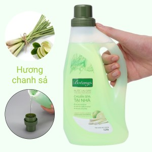 Nước lau sàn nhà Botany tinh dầu sả chanh chai 1.25 lít