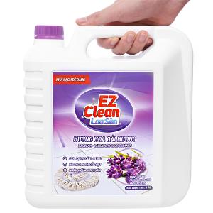 Nước lau sàn Ez Clean hương Lavender 5kg