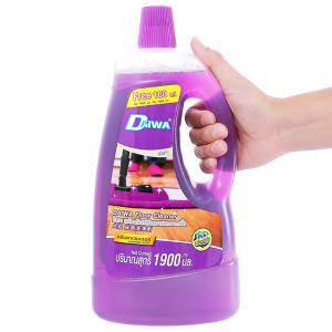 Nước lau sàn Daiwa hương hoa Oải Hương 1.9L