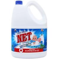 Nước lau sàn Net Kháng khuẩn hương Bạc Hà can 4kg
