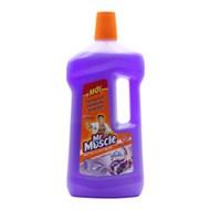 Nước lau sàn Mr Muscle hương Hoa Oải hương chai 1 lít