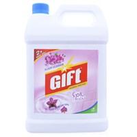 Nước lau sàn Gift 2x đậm đặc hương Orchird chai 4lít