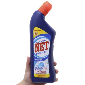 Nước tẩy bồn cầu NET tẩy siêu mạnh 500g