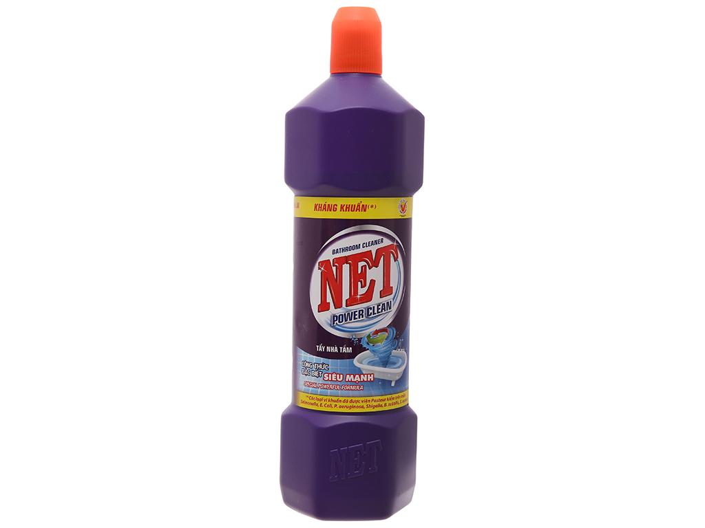 Nước tẩy nhà tắm NET Power Clean 900g 2