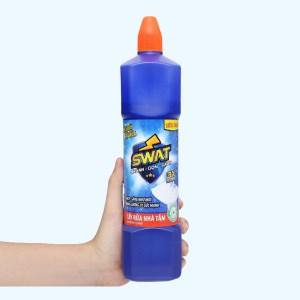 Nước tẩy nhà tắm Swat siêu sạch 1 lít