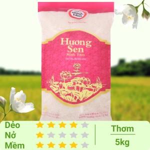 Gạo Hương Sen Minh Tâm túi 5kg