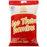 Gạo Tấn Vương thơm Jasmin 5kg
