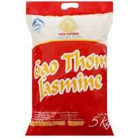 Gạo Tấn Vương thơm Jasmin