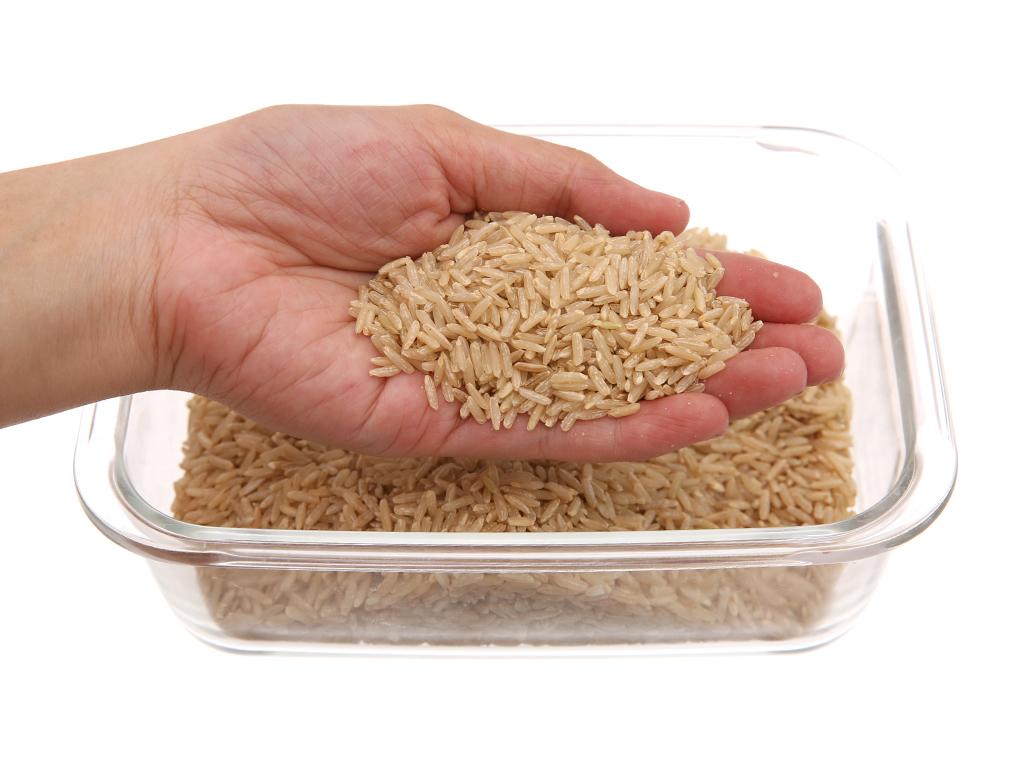 Gạo lức PMT túi 1kg 3