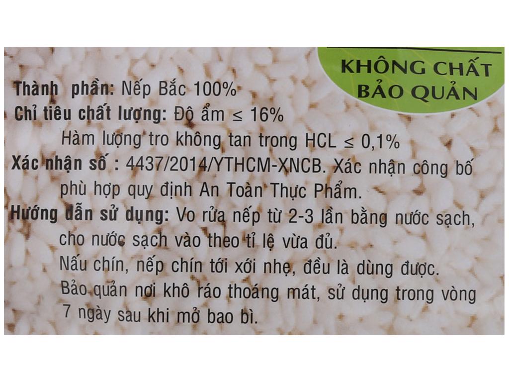Nếp Bắc PMT túi 1kg 3