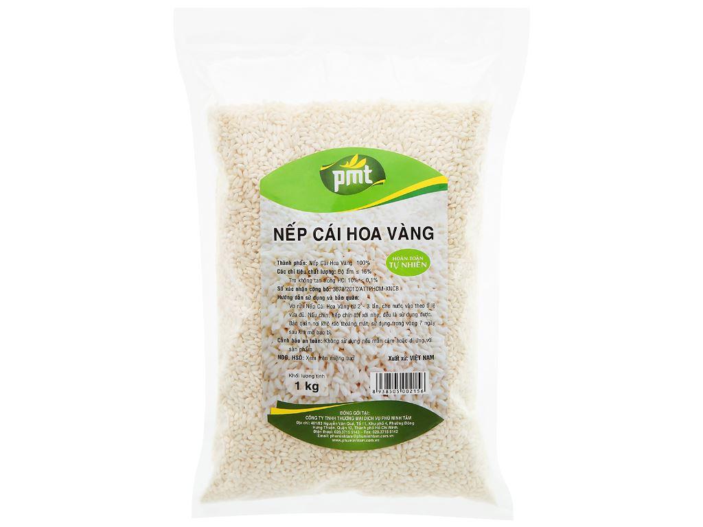 Nếp Bắc PMT túi 1kg 4