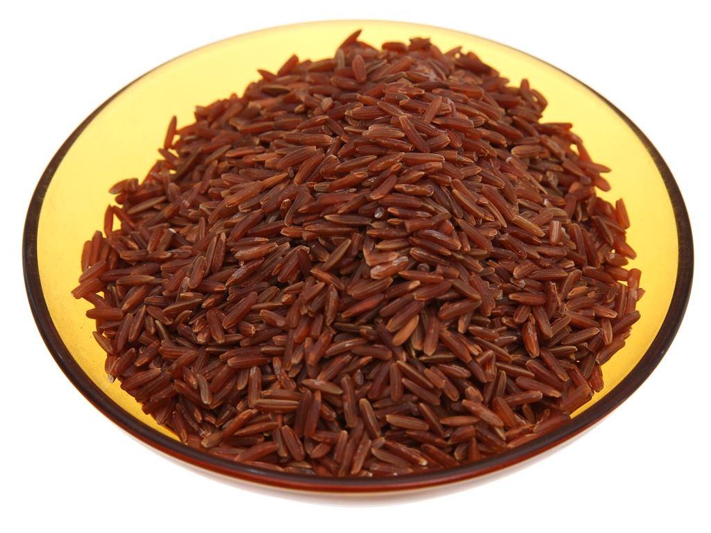 Gạo lức huyết rồng PMT túi 2kg 4